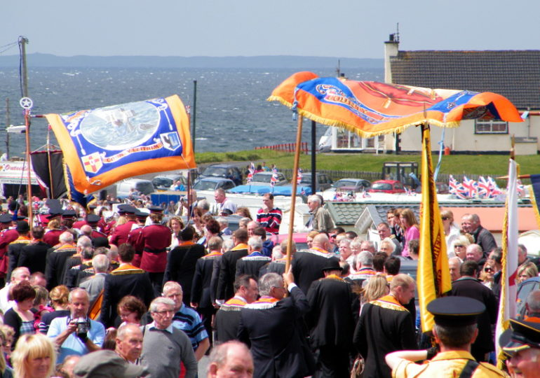 Would the Southern Irish Lodges be better served by a separate Grand Orange Lodge?