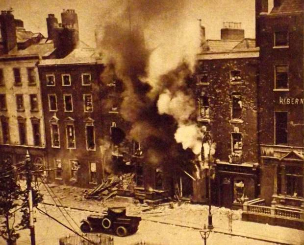 Church of Ireland clergy fume over 1916 Easter Rising ceremony