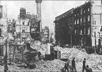 Easter Rising was profoundly wrong and undemocratic